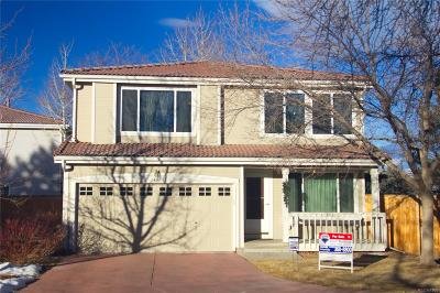 Highlands Ranch Single Family Home Under Contract: 1497 Laurenwood Way