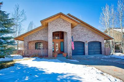 Steamboat Springs CO Single Family Home Active: $710,000
