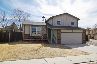 Briargate Single Family Home Under Contract: 8045 Essington Drive