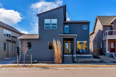 Denver Single Family Home Active: 6647 Warren Drive