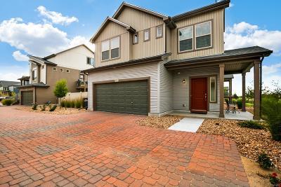 Denver Single Family Home Active: 4876 Halifax Court