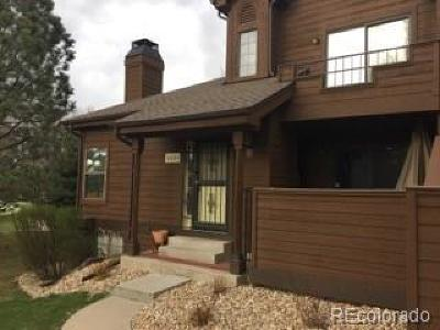 Arvada Condo/Townhouse Under Contract: 8025 Holland Court #B