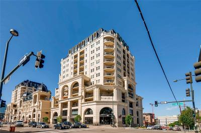 Denver Condo/Townhouse Active: 975 North Lincoln Street #4G-N