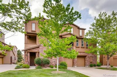 Highlands Ranch Condo/Townhouse Active: 10579 Parkington Lane #D