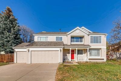 Littleton Single Family Home Under Contract: 8197 West Chestnut Avenue
