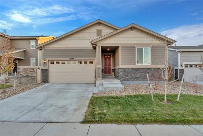 Aurora Single Family Home Under Contract: 25600 East Maple Place