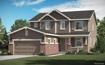 Monument Single Family Home Under Contract: 17717 Leisure Lake Drive