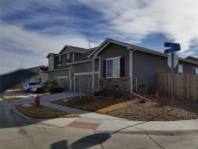 Lochbuie Single Family Home Active: 386 Vista Boulevard