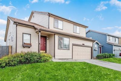 Denver Single Family Home Active: 19596 East 40th Place