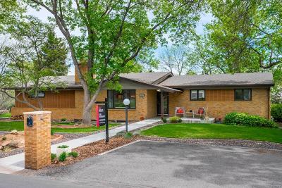 Wheat Ridge Single Family Home Under Contract: 14 Skyline Drive