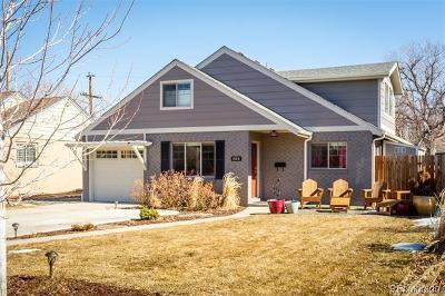 Single Family Home Active: 980 Elm Street