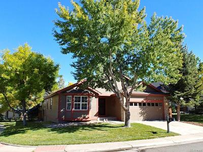 Arvada Single Family Home Active: 15811 West 64th Place