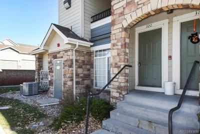 Castle Rock CO Condo/Townhouse Active: $285,000