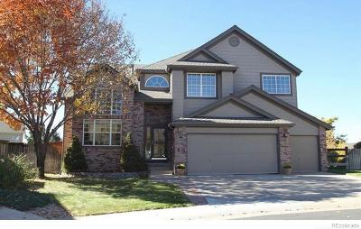 Littleton Single Family Home Active: 10405 Lions Heart
