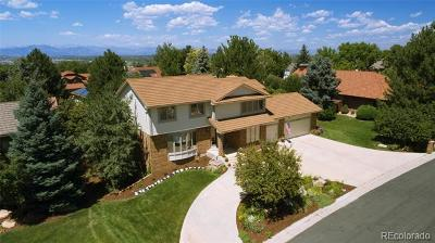 Westminster Single Family Home Active: 11679 Country Club Lane