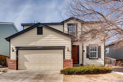 Eastridge Single Family Home Under Contract: 9823 Saybrook Street