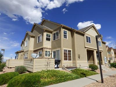 Castle Rock CO Condo/Townhouse Under Contract: $279,900
