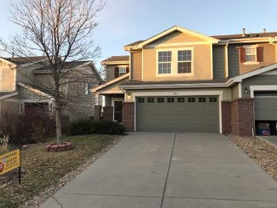 Castle Rock Condo/Townhouse Under Contract: 6251 Wescroft Avenue