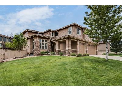 Highlands Ranch Single Family Home Under Contract: 10804 Glengate Loop