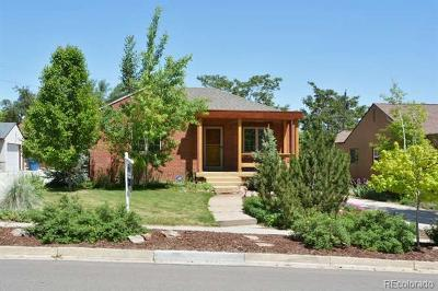 Wheat Ridge Single Family Home Active: 3160 Depew Street