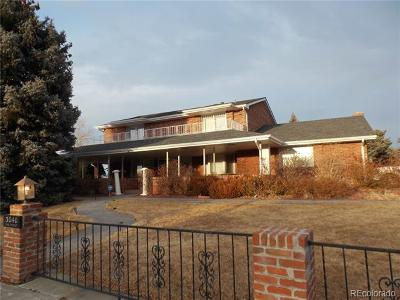 Lakewood Single Family Home Active: 3040 Oak Street