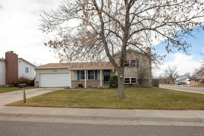 Arvada Single Family Home Active: 6124 West 84th Way
