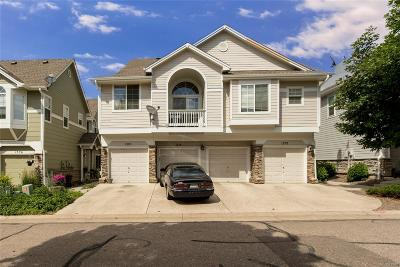 Highlands Ranch Condo/Townhouse Under Contract: 1370 Carlyle Park Circle