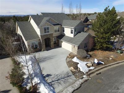 Castle Pines Single Family Home Active: 7115 Forest Ridge Circle