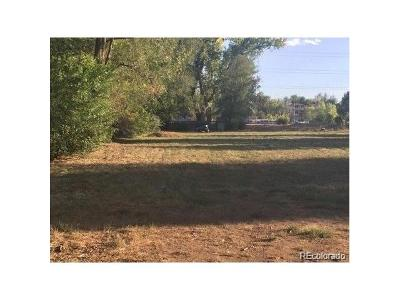 Jefferson County Residential Lots & Land Active: 8855-8885 West 51st Avenue