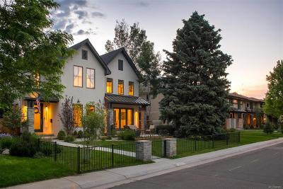 Single Family Home Under Contract: 2477 South Cook Street