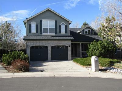 Golden Single Family Home Under Contract: 63 Moss Way