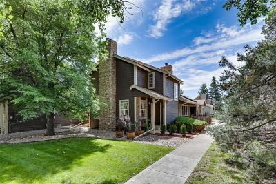 Boulder Condo/Townhouse Active: 3827 Paseo Del Prado