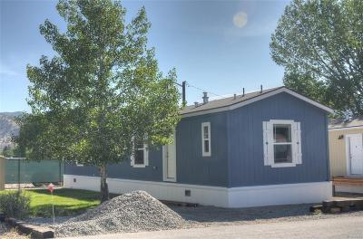 Salida Single Family Home Under Contract: 910 J Street #F-7