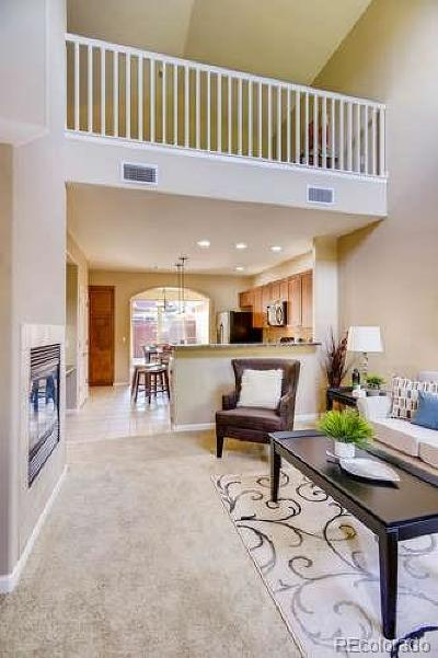 Highlands Ranch Condo/Townhouse Active: 8645 Gold Peak Place #B