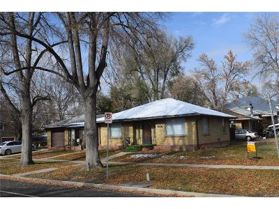 Longmont Single Family Home Under Contract: 400 Longs Peak Avenue