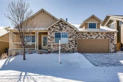 Aurora Single Family Home Active: 21444 East Lehigh Avenue