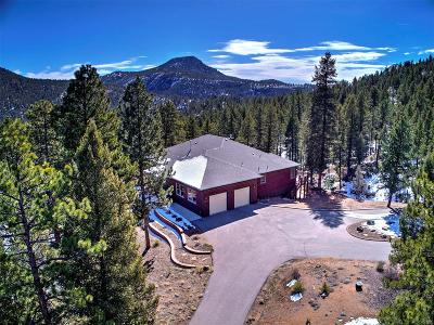 Pine Single Family Home Active: 28934 Amerind Springs Trail