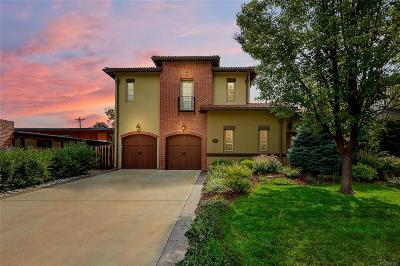 Denver Single Family Home Active: 386 Grape Street