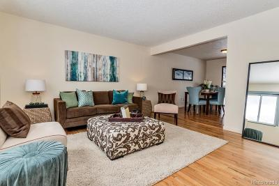 Denver Single Family Home Sold: 5193 West Columbia Place