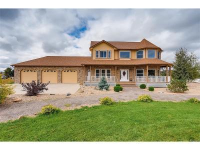 Adams County Single Family Home Active: 16565 Leyden Street