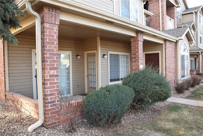 Littleton Condo/Townhouse Under Contract: 4760 South Wadsworth Boulevard #K104