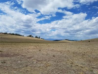 Hartsel CO Residential Lots & Land Active: $9,900