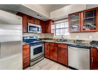 Denver Condo/Townhouse Under Contract: 3300 West Florida Avenue #23