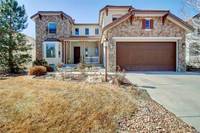 Lone Tree Single Family Home Active: 9681 Sunset Hill Drive