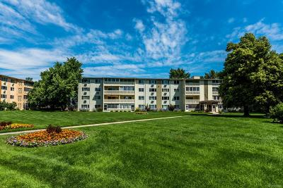 Denver Condo/Townhouse Active: 9335 East Center Avenue #8A