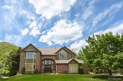 Littleton Single Family Home Active: 15 Mountain High Court