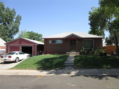 Northglenn Single Family Home Active: 10938 East 109th Place