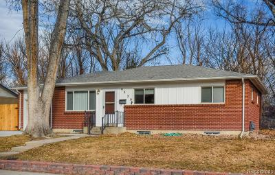 Single Family Home Active: 6329 Brooks Drive