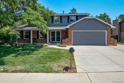 Single Family Home Active: 4068 South Wisteria Way