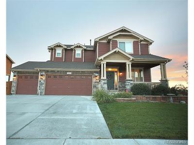 Commerce City Single Family Home Active: 10235 Norfolk Street